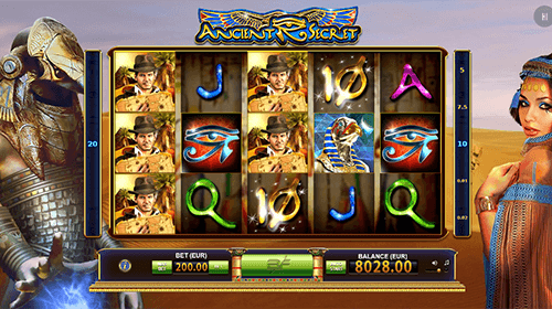 "The ""Ancient Secret"" slot by BF Games has 5x3 reel layout"