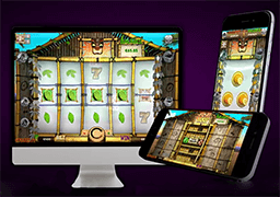Most of the games of Concept Gaming are compatible with all mobile devices