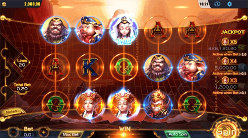 "The ""Demon Hunt to West"" one of the most successful slots of DreamTech Gaming"