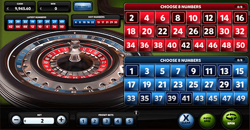 "With the ""Frenzy Discs 16 Balls"" game by RRG you can score up to x15,000 times you bet"