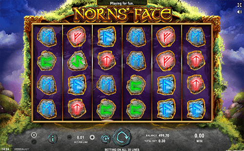"""Norns' Fate"" is a fantasy-themed GameArt slot"