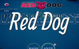 Playing online Red Dog