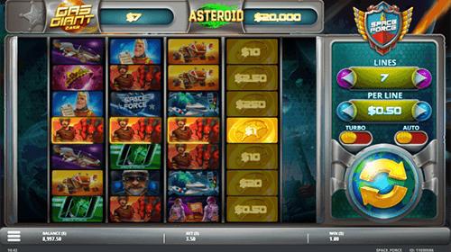 Spiele Space Force - Video Slots Online