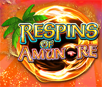 "With the ""Respins of Amun Re"" feature you can score unlimited amount of free spins"