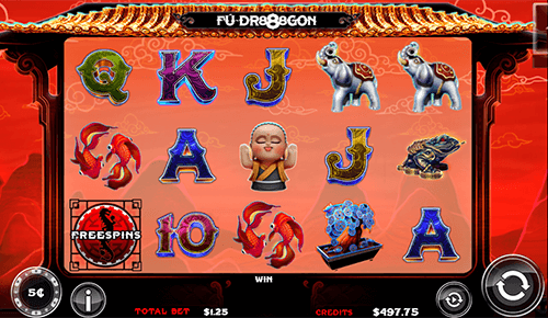 "The ""Fu Dragon"" slot by Multislot has scatters, wilds and more bonus features"