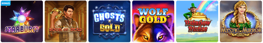 At NetBet Casino you will find more than 1,300 games.
