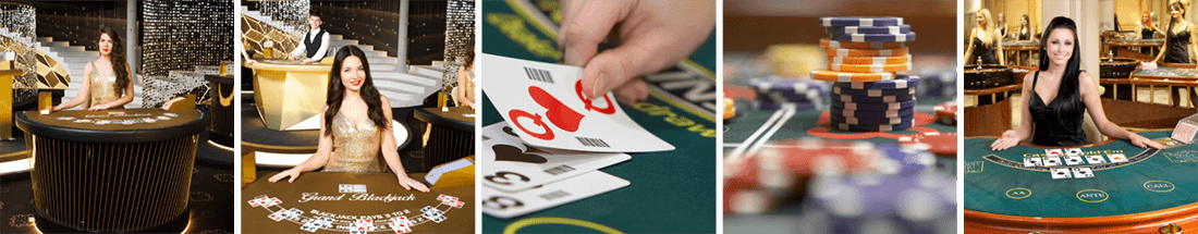 Playtech is one of the largest live casino suppliers