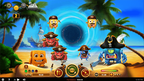 "RTG's slot ""Cubee Time Travel Adventure"" has free spins, multipliers and ""progress save"" feature"