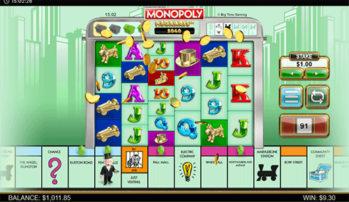 """Monopoly Megaways"" is one of the most famous slot games of SG Digital"