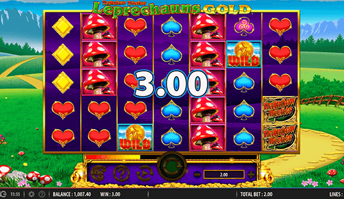 """Rainbow Riches Leprechauns Gold"" is one of the biggest SG Digital slots"