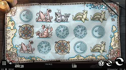 """1429 Uncharted Seas"" is one of the truly impressive slots of Thunderkick"