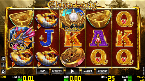 """China Long HD"" is a popular slot from Worldmatch with different features"